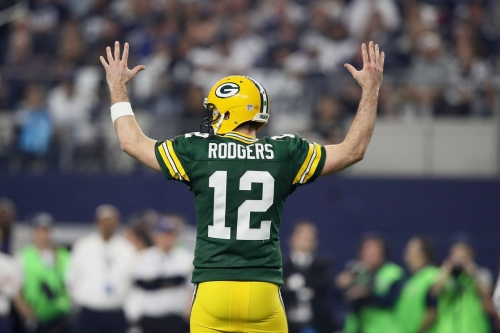 Prayer and other methods of stopping Aaron Rodgers: A discussion with Acme Packing Company