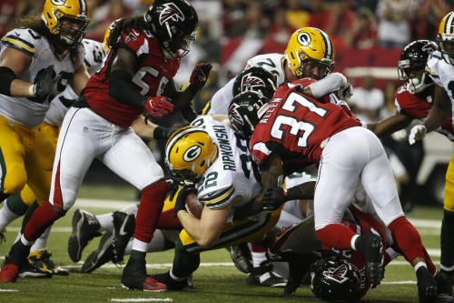 Packers vs. Falcons: Start time, TV schedule for NFC Championship
