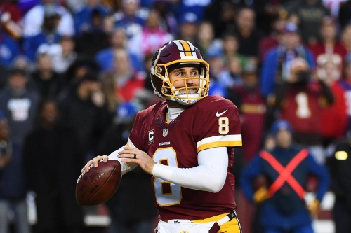Report: SF 49ers to Pursue Kirk Cousins