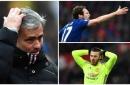Manchester United and Jose Mourinho risk backfires vs Stoke