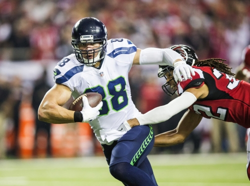 Will Seahawks keep Luke Willson? That's among questions facing tight end position in off-season