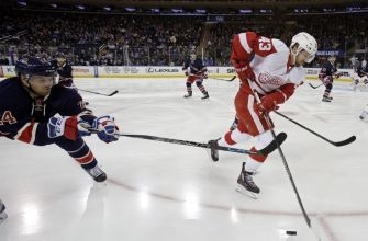 New York Rangers' Top 5 Detroit Red Wings Rivalry Moments