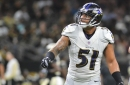Chances are that LB Kamalei Correa has to grow fast in the Ravens defense