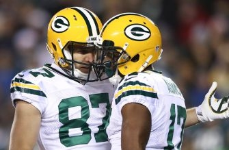 Reports: Packers receivers Jordy Nelson, Davante Adams will play vs. Falcons