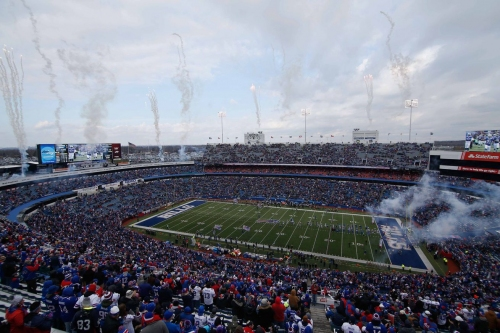 New Buffalo Bills stadium not in immediate plans