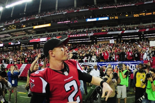 Falcons expected to consider contract extension for Matt Ryan this offseason