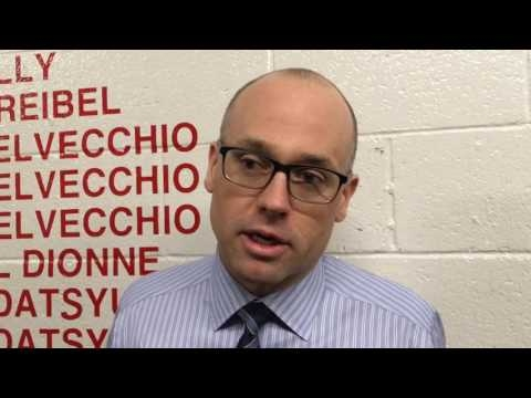 Jeff Blashill on challenges Rangers' offense presents, how Red Wings will defend it