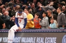 Highlights: Melo's three rims out, Booker's stays in as Suns beat Knicks in thriller