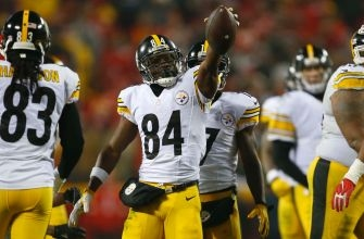 Steelers' Antonio Brown has endorsement deal with Facebook