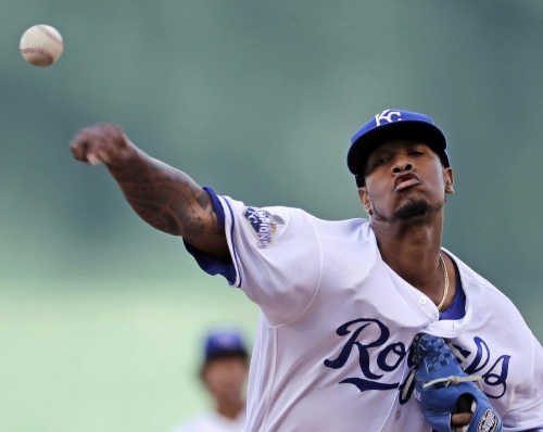 Royals' Ventura killed in car crash in Dominican Republic The Associated Press