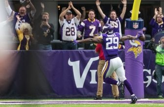 Minnesota Vikings have #1 defensive touchdown of 2016