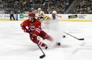 By the Numbers: Sebastian Aho Shines Through Skid