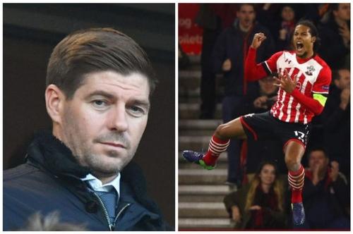 Steven Gerrard: Liverpool should sign Virgil van Dijk