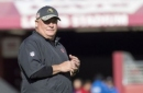 Chip Kelly may be a candidate to replace Kyle Shanahan with the Falcons