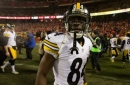 Report: Steelers fined Antonio Brown $10,000 for Facebook Live video