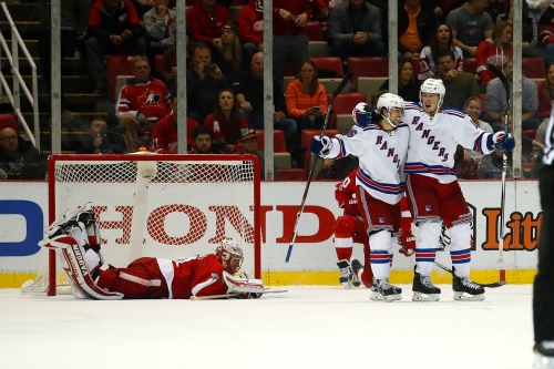 J.T. Miller Scores Lone Goal To Defeat Wings In Overtime