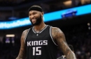NBA says referees blew late foul call on DeMarcus Cousins in Kings' loss to Bulls