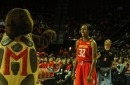Maryland women's basketball took over in the 3rd quarter vs. Rutgers