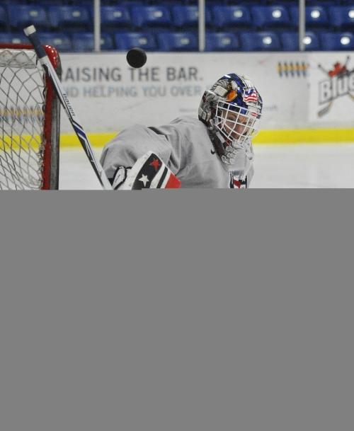 Report: Goalie Dylan St. Cyr decommits from Michigan