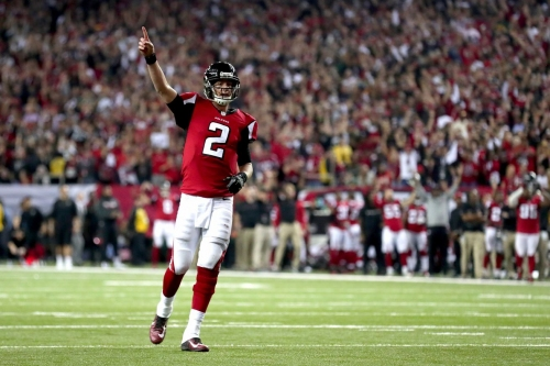 Atlanta Falcons head to their 2nd Super Bowl, first in almost 20 years