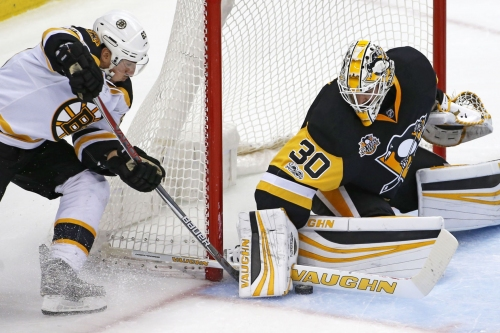 Plus-Minus: Matt Murray, Sidney Crosby and Justin Shultz keep rolling in 5-1 victory over Bruins