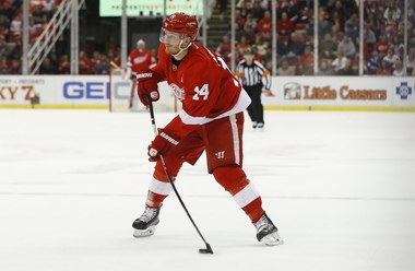 Watch highlights of Red Wings' 1-0 OT loss to Rangers