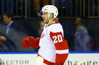 Detroit Red Wings Waive Veteran Forward Drew Miller
