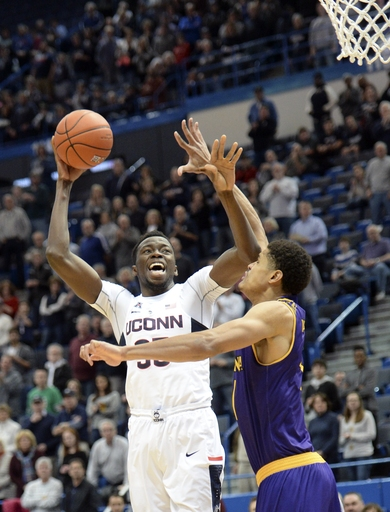 Adams scores 19 to lead UConn over ECU The Associated Press