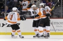 Giroux scores 3:20 into OT to lift Flyers past Islanders The Associated Press