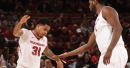 Razorbacks run to 99-86 win over LSU