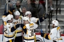 Forsberg scores 2 in 3rd period, Predators beat Wild 4-2