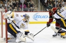 Wild get Foursberg'd; fall prey to Nashville