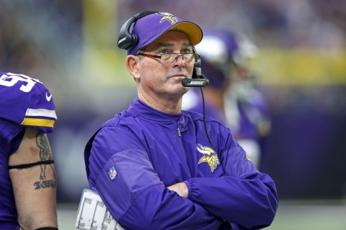 Vikings Announce Changes To Coaching Staff