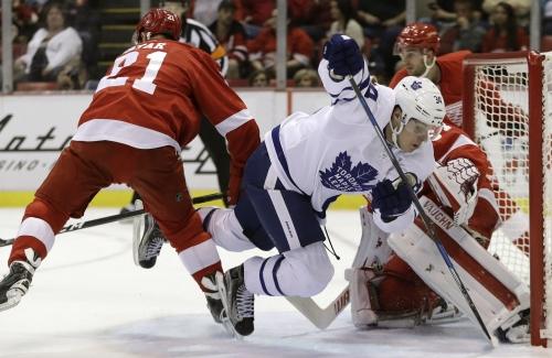 5 things to watch: Red Wings have key games against Boston, Toronto
