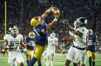 Notre Dame Football: Fans Are Excited About Chase Claypool.