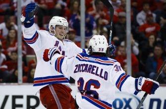 Detroit Red Wings Links: New York Rangers Win a Snoozer, Score Lone Goal in OT
