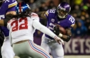 New York Giants Should Pass on Adrian Peterson