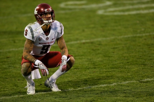 Gabe Marks eyes the NFL Draft