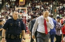 Georgia forgets how to inbound basketball, loses to Texas A&M clock operator 63-62.