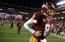 Kirk Cousins watched Kyle Shanahan's show at the NFC title game