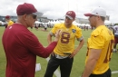 Redskins promote Cavanaugh, Manusky to coordinator positions The Associated Press