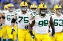 Packers Snap Counts: In-game injuries lead to mass substitutions against Falcons