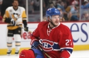 Canadiens practice news: Gallagher, Desharnais skate, therapy day for Galchenyuk