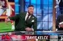Randy Moss reminds Travis Kelce: 'Straight cash, homey'