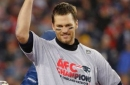 Tom Brady won't reveal what he'll say to Roger Goodell if he wins the Super Bowl