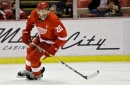 Red Wings' Drew Miller clears waivers, will go to Grand Rapids for now