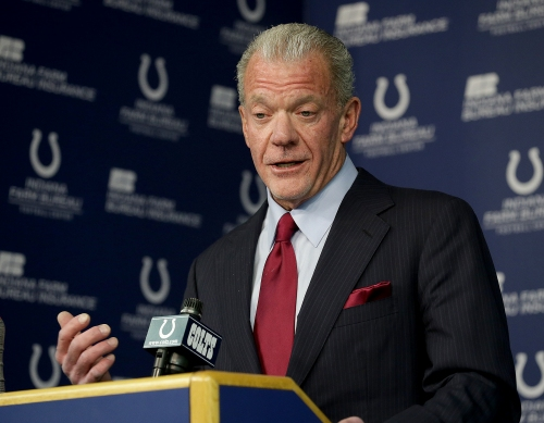 Colts general manager candidates emerge