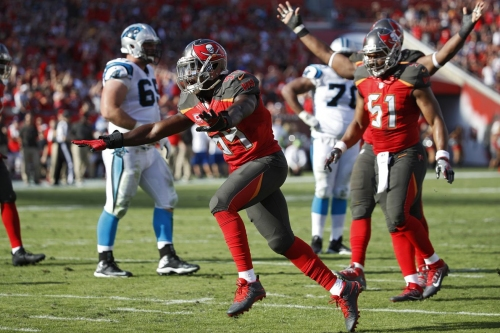 No extra Buccaneers headed for the 2017 Pro Bowl