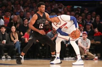 New York Knicks: Carmelo Anthony Keeping The Faith Alive