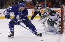 Leo Komarov, Toronto Maple Leafs' newest 30-something, remains key cog